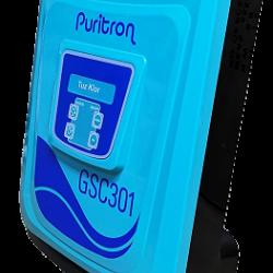 Puritron SC-301, Otomatik pH kontrollü